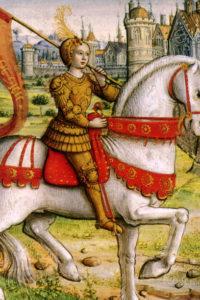 Giovanna-DArco-a-cavallo
