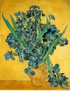 Iris, 1890
